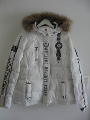 reputable site fa37f 7224b SOCCX CAMP DAVID Damen Winterjacke Daunenjacke Limited Edition Gr. 44 XXL  NEU
