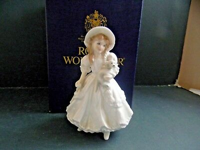 Royal Worcester Lucy Figurine - Boxed