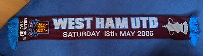 West Ham Football Team Scalf