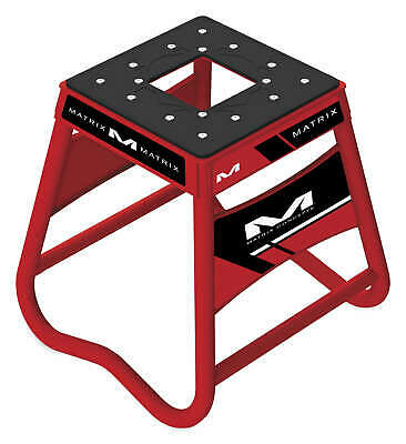Matrix Concepts A2 Aluminum Stand Red #A2 102