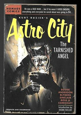 Homage Comics - ASTRO CITY: The Tarnished Angel (2000) 224 pgs, unabridged