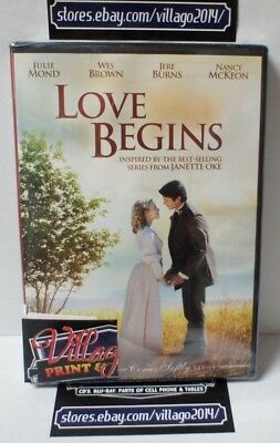 Love Begins (DVD, 2011) NEW DVD FREE SHIPPING!