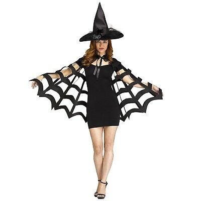 Adult Kids Halloween Party Costume Vampire Witch Velvet Cape Hooded Cloak K3F4