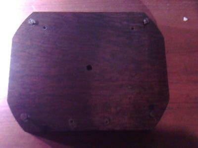 Original Antique *international Time Recorder Co* Punch Clock Part