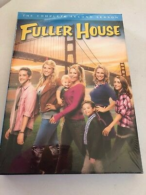 Fuller House Season 2 DVD  (Clearance Sale)