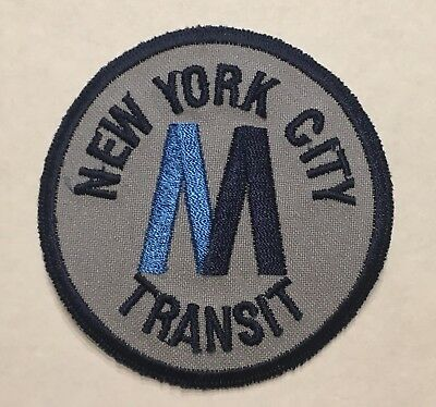 New York City Transit Patch
