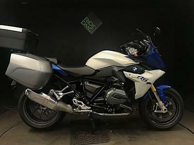 Bmw R1200Rs Sport Se. 2015. Just Serviced. 18K. Full Luggage