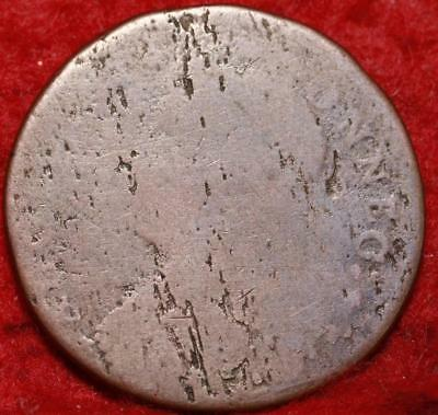 Connecticut Colonial Cent Coin