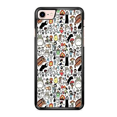 Studio Ghibli Character Doodles for iPhone iPod Samsung LG HTC Google