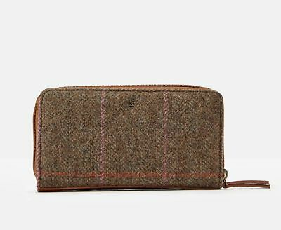 Joules Fairford Tweed Purse (Hardy)