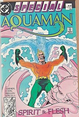Aquaman Special #1  Mera   Giant-Size  One-Shot  Dc  1988  Nice!!!