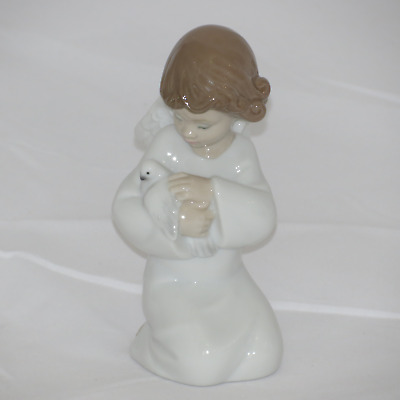 Lladro Loving Protection Figurine 1008245.new In Box.
