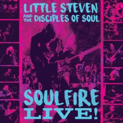 Little Steven The Disciples Of Soul - Soulfire Live! NEW CD