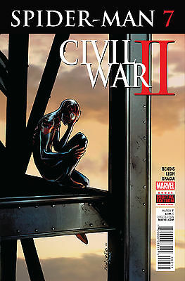 SPIDER-MAN #7, New, First Printing, Marvel (2016)