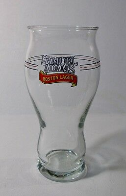 Samuel Adams BOSTON LAGER For The Love Of Beer PINT BEER GLASS Mint