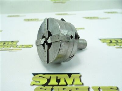 """Geometric 9/16"""" Precision Die Head 3/4"""" Straight Shank 1/4""""-20 Chasers"""