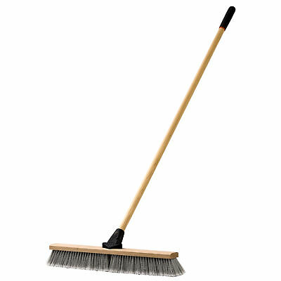 """Laitner Brush Company 1425A 24"""" Soft Sweeping Indoor Push Broom"""