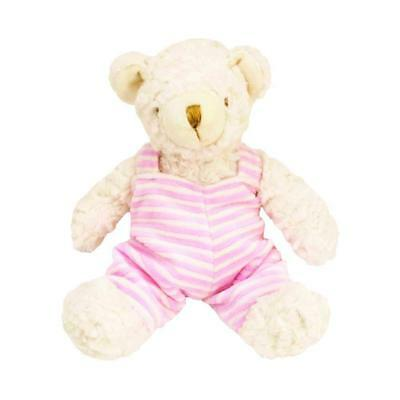 1d5401fce34 PINK 10IN CLASSIC Teddy Bear With Removable Jumper by Applesauce