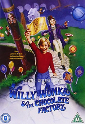 David Battley, Julie Dawn Cole-Willy Wonka and the Chocolate Factory DVD NEW