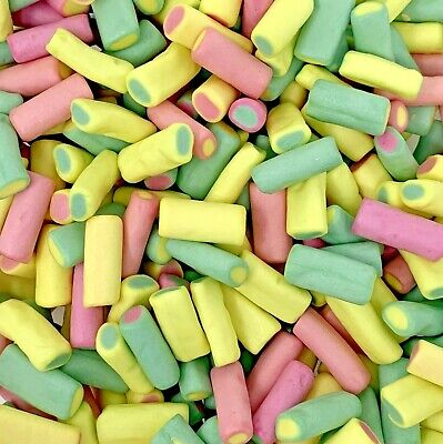 Haribo Rhubarb & Custard Retro Sweets Party Wedding Favours Candy Pick n Mix