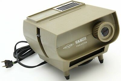 Sawyer VIEW-MASTER Standard Projector NO. 30 working 393383