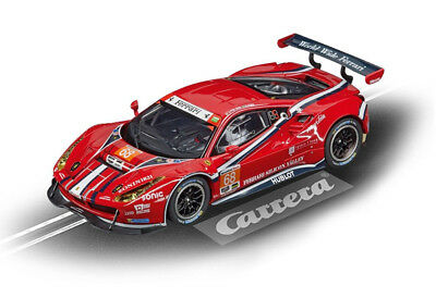 "Carrera 27558 Evolution Ferrari 488 GT3 ""AF Corse No.68"""