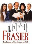 FRASIER The Complete First Season (DVD, 2003, 4-Disc Set) NEW movie series show
