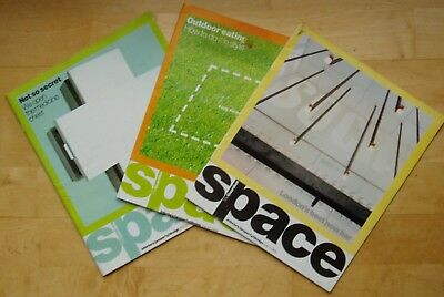3 Guardian Space Magazines 1999 Interiors Property Design