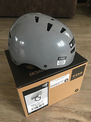 TSG Helm Skate/Bmx Injected Color injected grey 2018