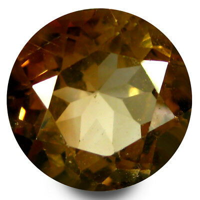 4.57 ct AAA Gorgeous Round Shape (10 x 10 mm) Natural Champion Topaz Loose Stone