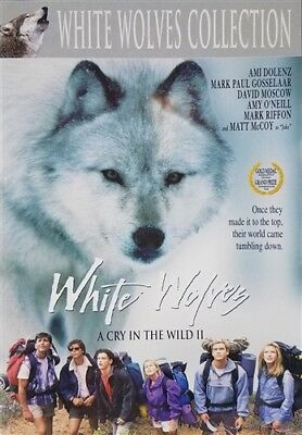 WHITE WOLVES A CRY IN THE WILD II New Sealed DVD