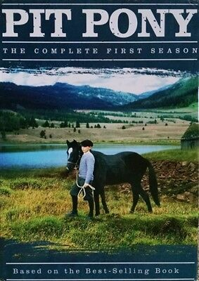 PIT PONY TV SERIES COMPLETE FIRST SEASON 1 New Sealed DVD