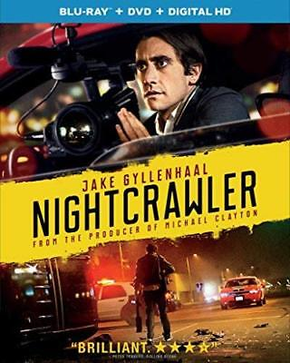 Nightcrawler (Blu-ray + DVD + DIGITAL HD with UltraViolet) NEW!