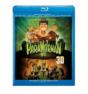 ParaNorman [3D Blu-ray] NEW!