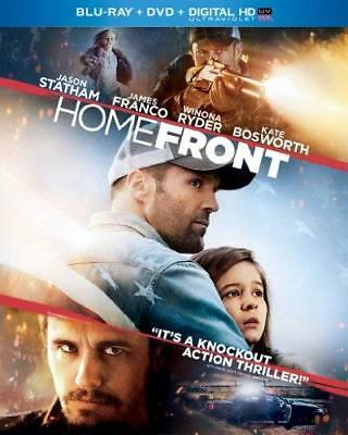Homefront (Two-Disc Combo Pack: Blu-ray + DVD + Digital HD + UltraViolet) NEW!