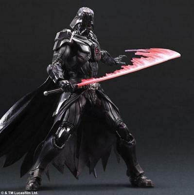 Play Arts Kai Star Wars Darth Vader Action Figure Anime Collection Toy .