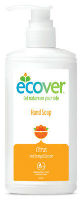 Ecover Refill Mizu Simply Refreshing Hand Wash 250ml Citrus and Orange Blossom