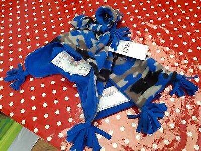 Childrens Hat Scarf And Mitt Set