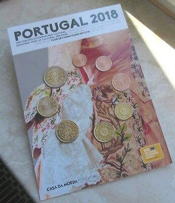 PORTUGAL 2018 offizieller KMS in FDC
