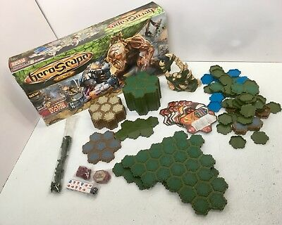 Heroscape Master Set 2 Swarm The Marro 2007 Game System - incomplete