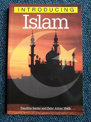 Introducing Islam: A Graphic Guide by Ziauddin Sardar (Paperback, 1997)