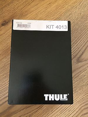 Thule Rapid fixpoint System Fitting Kit 4013 for BMW X 1, 5-dr SUV. Brand New.