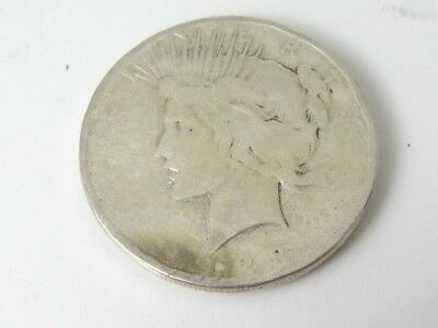 Collectible 1923 United States Silver Peace Silver Dollar Coin