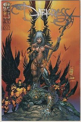 The Darkness, Mixed Lot, 8 Different Issues - 3, 5, 6, 7, 8, 12, 13, 14 plus...