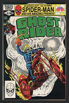 GHOST RIDER - Lot of 3, #63, #64, #65, 1981-82, Marvel Comics, NM- CONDITION