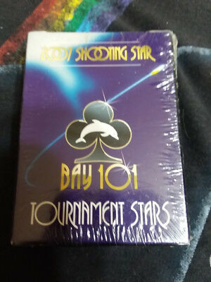 Casino Bay 101 playing cards Shooting Stars promo deck of cards