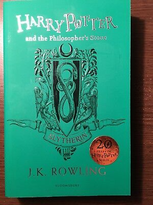 Harry Potter and the Philosopher's Stone – Sl by J.K. Rowling Paperback Book