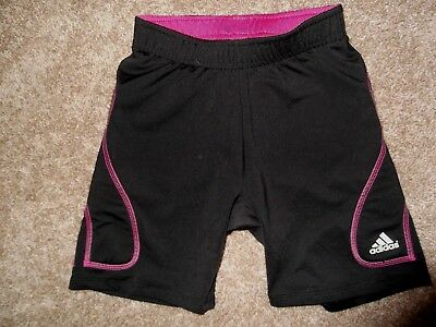 LN Youth Adidas ClimaLite Compression Padded Shorts Size M