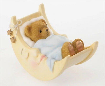Cherished Teddies Through The Years New Born 4020582 Rockabye Dreams Figurine