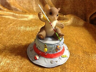 """Estate Find Charming Tails """"You're A Great Catch"""" Excellent Condition 89/188"""